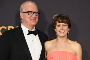 Carrie Coon 69th Annual Primetime Emmy Awards - Arrivals