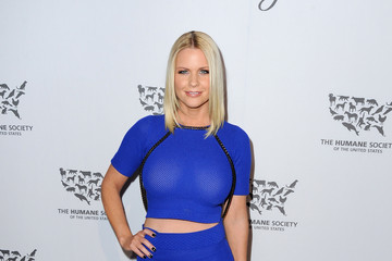 Carrie Keagan The Humane Society of the United States' To The Rescue Gala - Red Carpet