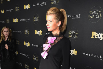Carrie Keagan People's 'Ones to Watch' Event Presented by Maybelline New York - Red Carpet