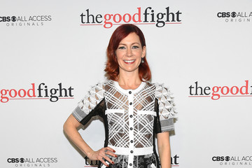 Carrie Preston 'The Good Fight' World Premiere