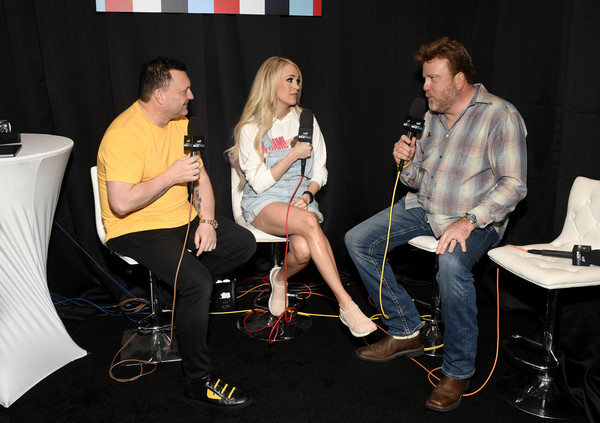 54th Academy Of Country Music Awards Cumulus/Westwood One Radio Remotes - Day 1