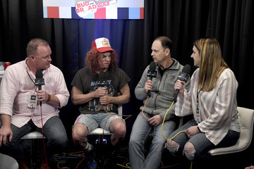 Carrot Top 54th Academy Of Country Music Awards Cumulus/Westwood One Radio Remotes - Day 2