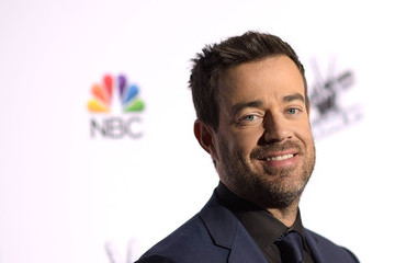 Carson Daly 'The Voice' Season 7 Red Carpet Event