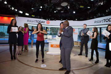 Carson Daly NBC's 'Today' With guests Hoda Kotb, Start Today, and Bob Harper