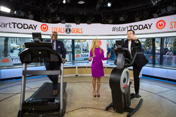 Carson Daly NBC's 'Today' With Megan Boone