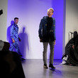Carson Kressley The Blue Jacket Fashion Show At NYFW