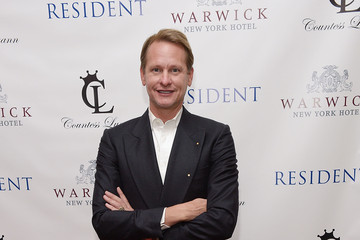 "Carson Kressley Countess Luann de Lesseps' ""Resident Magazine"" Cover Party"