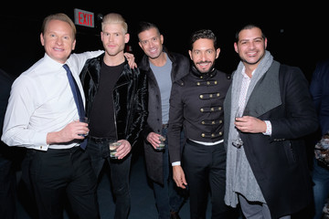 Carson Kressley Inaugural Blue Jacket Fashion Show to Benefit Prostate Cancer Foundation - Cocktails and Auction