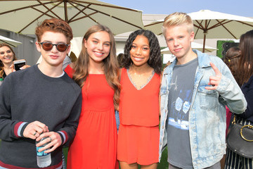 Carson Lueders The Elizabeth Glaser Pediatric AIDS Foundation's 28th Annual A Time for Heroes Family Festival