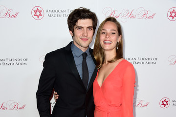 Carter Jenkins Bailey Noble American Friends of Magen David Adom Host Third Annual Red Star Ball - Arrivals