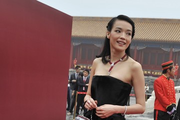 Shu Qi 'Cartier Treasures' Is Held In The Forbidden City