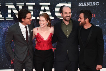 Cary Fukunaga Netflix Presents The World Premiere Of 'Maniac' - Red Carpet Arrivals