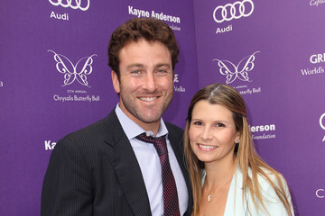 Cary Kendall Sinnott Arrivals at the 12th Annual Chrysalis Butterfly Ball