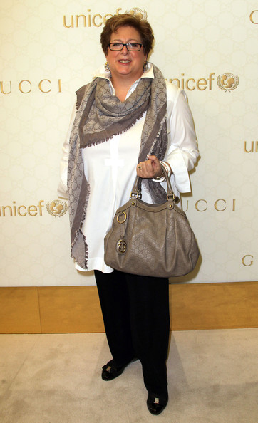 Caryl Stern Caryl Stern attends the Launch of Gucci Children's