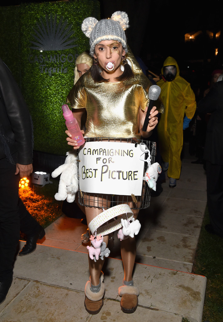 Best Celebrity Halloween Costumes Of 2018