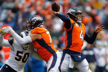 Case Keenum Los Angeles Rams vs. Denver Broncos
