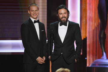 Casey Affleck Lucas Hedges The 23rd Annual Screen Actors Guild Awards - Show