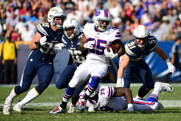 Casey Hayward Buffalo Bills v Los Angeles Chargers