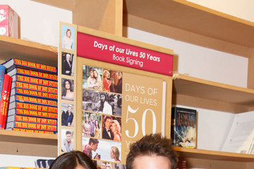 Casey Moss 'Days of Our Lives' Book Signing