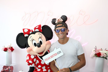Casey Neistat Minnie Mouse 90th Anniversary Celebration
