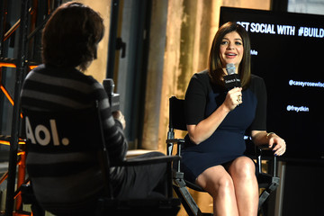 Casey Wilson AOL's BUILD Speaker Series: Casey Wilson