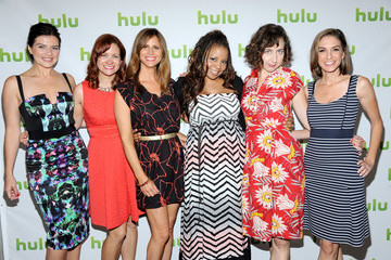 Casey Wilson Hulu's TCA Presentation And Cocktail Party