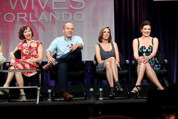 Casey Wilson 2014 Summer TCA Tour - Day 5