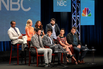 Casey Wilson 2014 Summer TCA Tour: Day 6