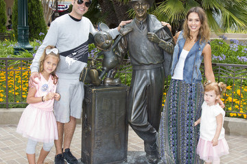Cash Warren Jessica Alba Celebrates Honor's Birthday