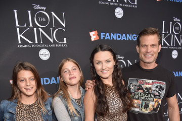 Casper Van Dien 'The Lion King' Sing-Along at the Greek Theatre in Los Angeles in Celebration of the In-Home Release