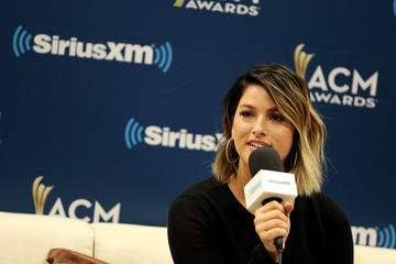 Cassadee Pope SiriusXM's The Highway Channel Broadcasts Backstage Leading Up To The Academy Of Country Music Awards