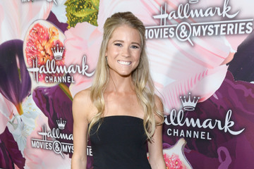 Cassidy Gifford Hallmark Channel and Hallmark Movies and Mysteries Winter 2018 TCA Press Tour - Red Carpet