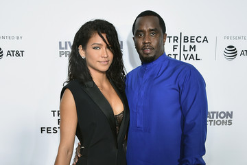 Cassie Sean Combs 'Can't Stop, Won't Stop: The Bad Boy Story' Premiere - 2017 Tribeca Film Festival