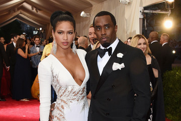 Cassie Sean Combs 'China: Through The Looking Glass' Costume Institute Benefit Gala - Arrivals