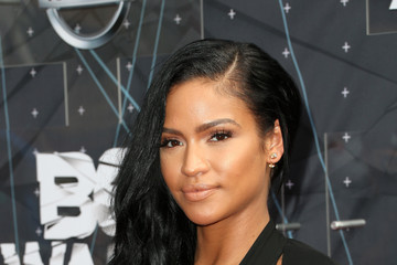 Cassie Celebs Arrive at the 2015 BET Awards