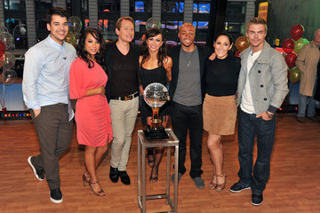 """Carson Kressley Cast Of """"Dancing With The Stars"""" Visits ABC's """"Good Morning America"""""""