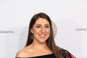 Mayim Bialik attends The Casting Society of America's 34th Annual Artios Awards at The Beverly Hilton Hotel on January 31, 2019 in Beverly Hills, California.