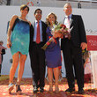 Jennifer Cora Cat Cora Christens Oceania Cruises' Riviera in Barcelona