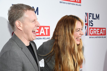 Cat Deeley Film is GREAT Reception honoring the British Nominees of the 89th Annual Academy Awards Sponsored by British Airways