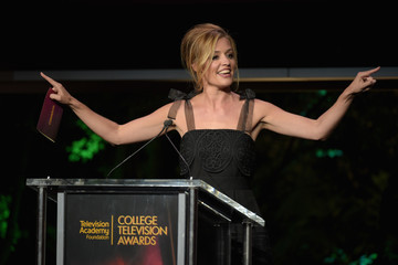 Cat Deeley 37th College Television Awards - Show