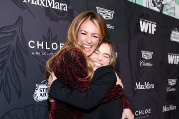 Cat Deeley 12th Annual Women In Film Oscar Nominees Party Presented By Max Mara With Additional Support From Chloe Wine Collection, Stella Artois And Cadillac - Red Carpet