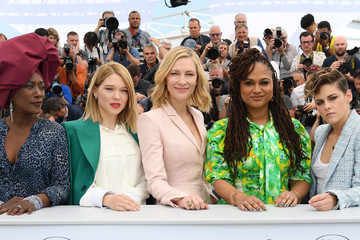 Cate Blanchett Ava DuVernay Instant View - The 71st Annual Cannes Film Festival