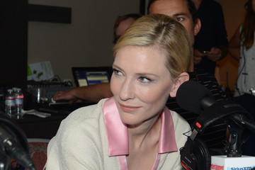 Cate Blanchett SiriusXM's Entertainment Weekly Radio Channel Broadcasts From Comic-Con 2014