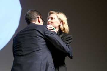 Cate Blanchett Cate Blanchett Meets The Audience - 13th Rome Film Fest