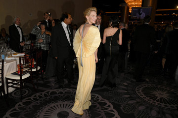 Cate Blanchett 77th Annual Golden Globe Awards - Cocktail Reception