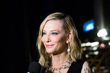 Cate Blanchett American Film Institute's 46th Life Achievement Award Gala Tribute To George Clooney - Backstage
