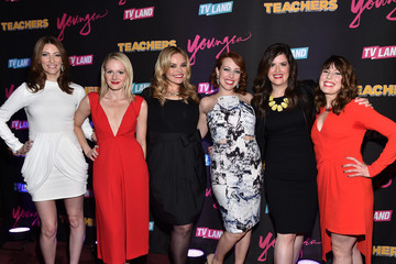 Cate Freedman Caitlin Barlow 'Younger' Season 2 and 'Teachers' Series Premiere