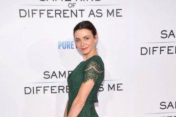 Caterina Scorsone Same Kind of Different As Me Premiere