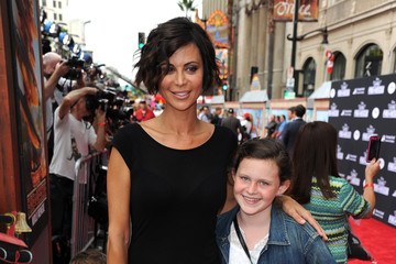 Catherine Bell 'Planes: Fire & Rescue' Premieres in Hollywood — Part 3