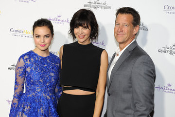 Catherine Bell Hallmark Channel & Hallmark Movie Channel's 2015 Winter TCA Party - Arrivals